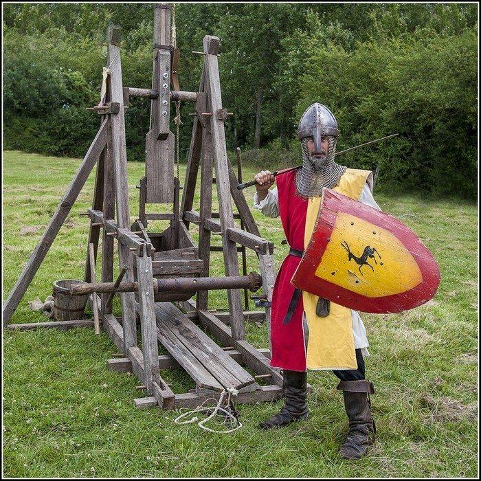 Le Moyen Âge en fête au château Crèvecoeur-en-Auge