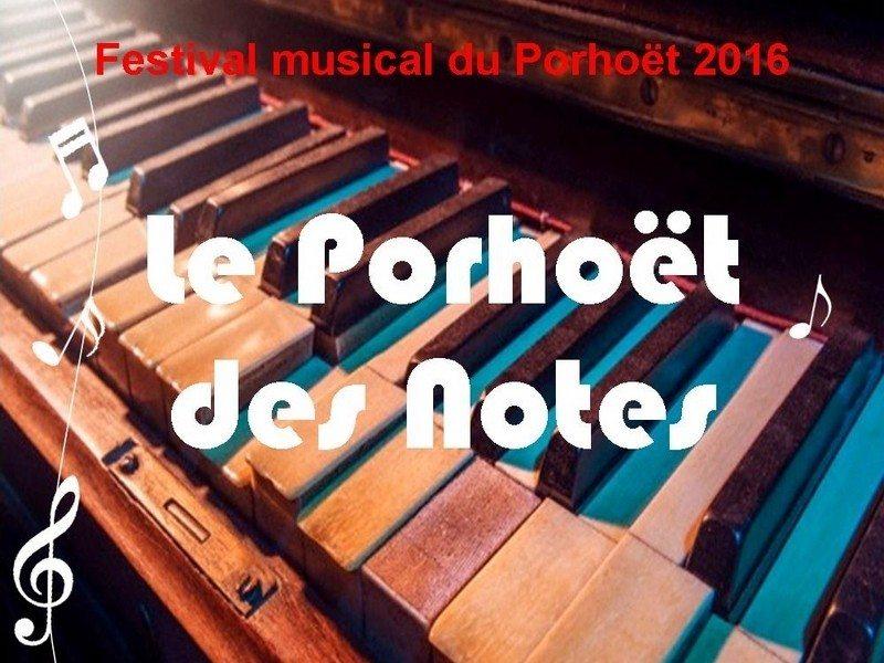 Le Porhoët des notes La Fille du Canal Guilliers