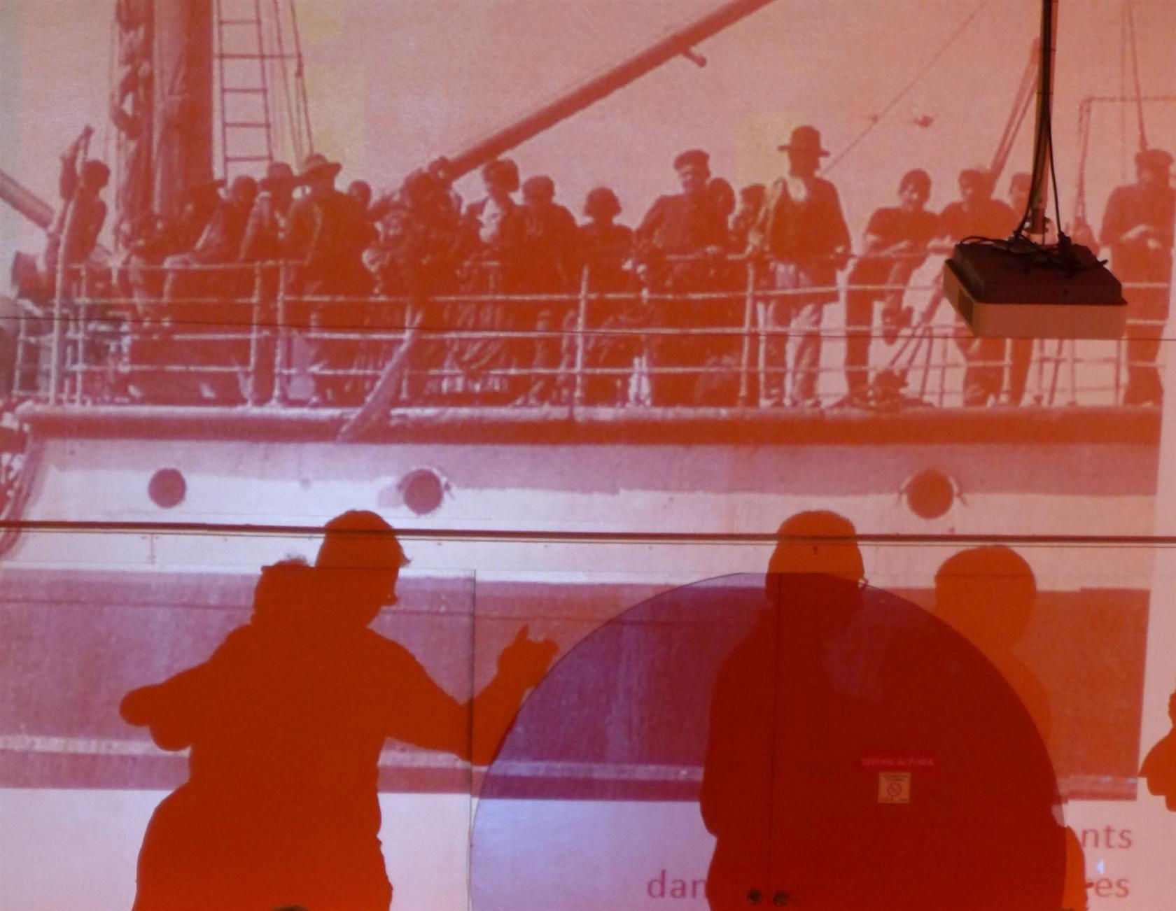 Le tango, citoyen du monde hier comme aujourd'hui ? B. Nudelman Caen