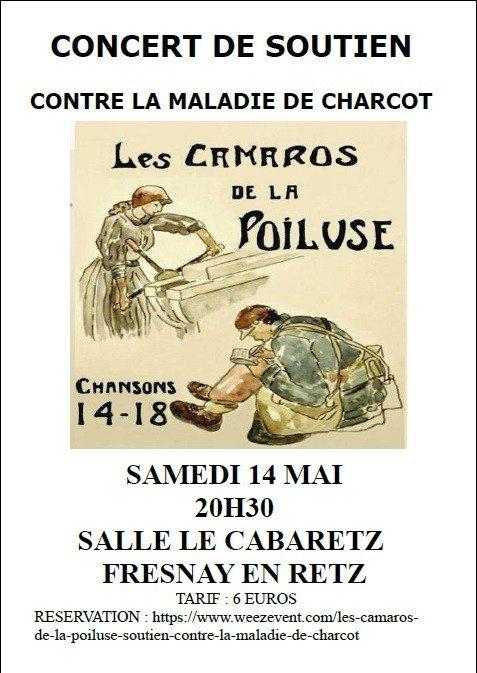 Les Camaros de la poiluse Villeneuve-en-Retz