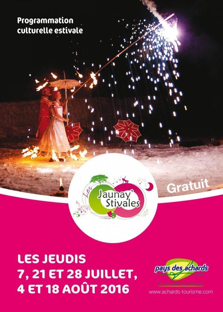 Les Jaunay'Stivales Beaulieu-sous-la-Roche