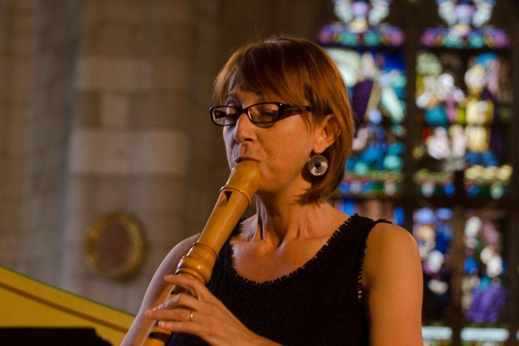 Les musiciens de Melle de Guise Château-d'Olonne