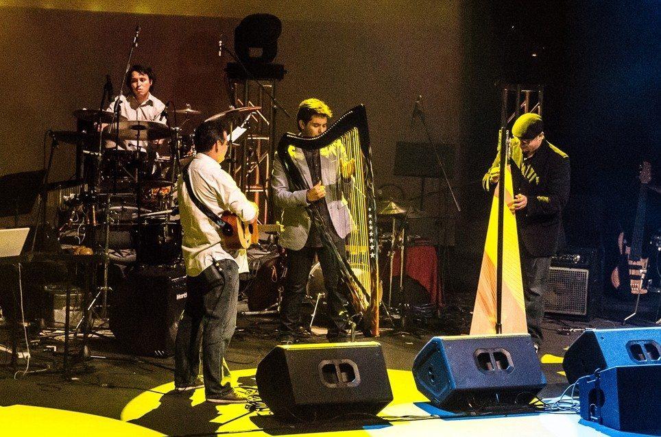 Les rythmes d'Amérique latine (Festival Harpes au max) Ancenis