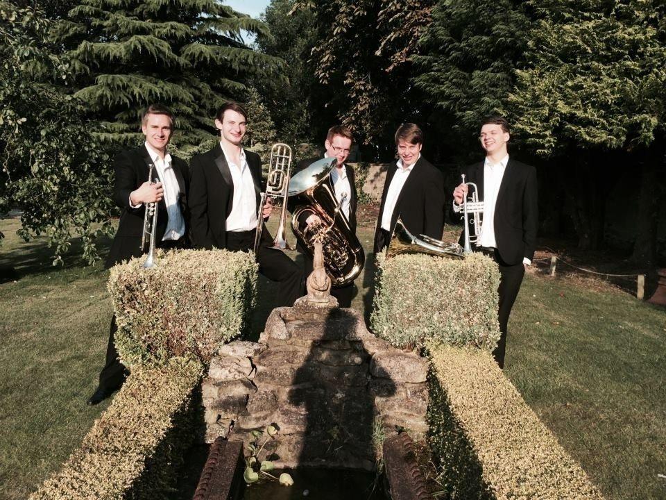 L'été des Musicales - Scherzo Brass Quintet Quiberon