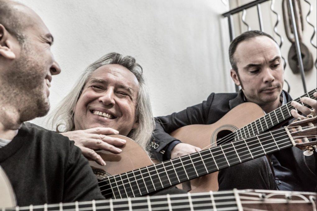 Louis Winsberg Gypsy Eyes au festival Jazz'y Krampouezh Névez