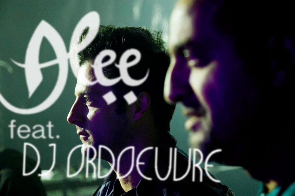 Mercredisquares Alee feat DJ Ordoeuvre en trio Saint-Cast-le-Guildo