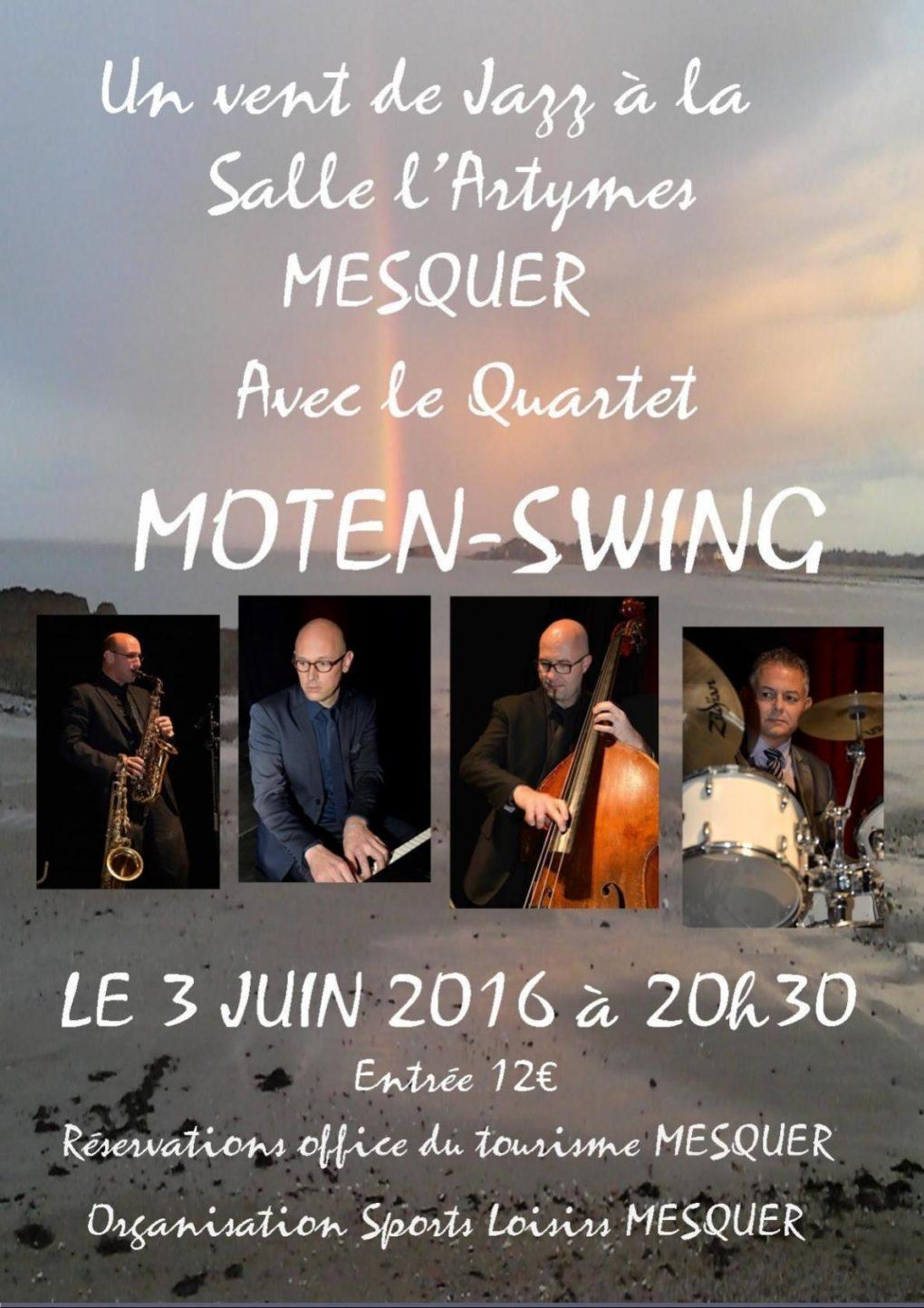 Moten swing Mesquer