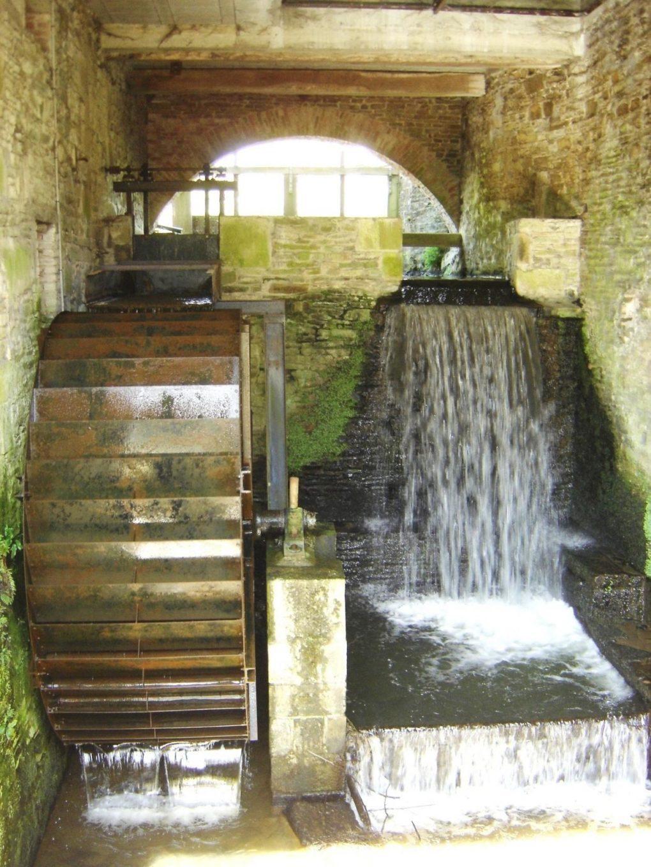 Moulin Sée Journée du petit patrimoine pays Brouains