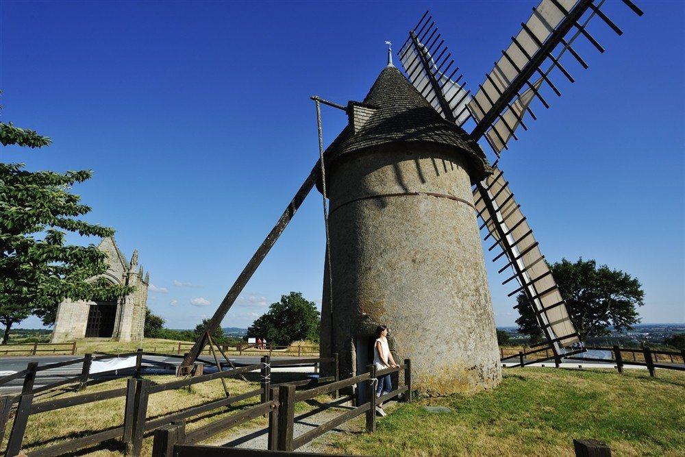Moulin des Alouettes Les Herbiers
