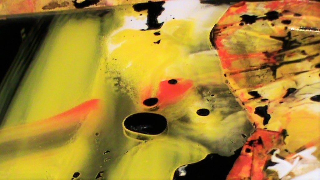 Musique sur toile par Laurent Bonny Pleumeur-Bodou