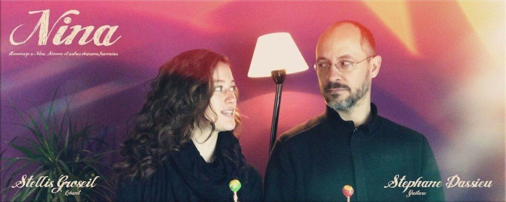 Nina Duo soirée Sweet Jazz Jazz'y Krampouezh 2016 Névez