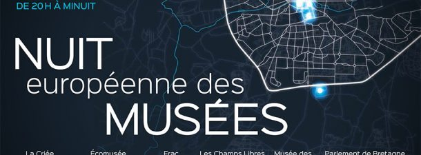 nuit musees rennes