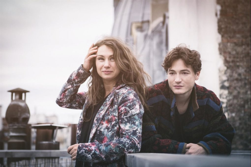 Nuits musicales en Vendée romane, Th. Enhco, Vassilena Serafimova Apremont