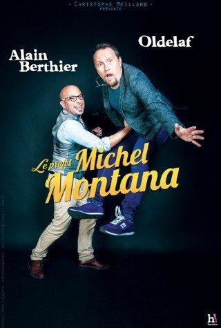 Oldelaf et Alain Berthier Michel Montana Nantes