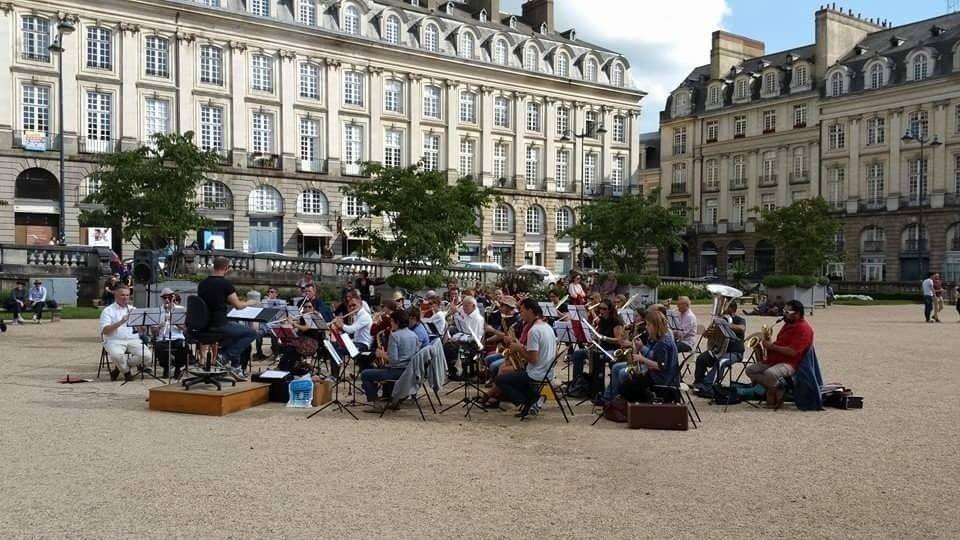 Orchestre d'Harmonie de Rennes (OHR) Rennes