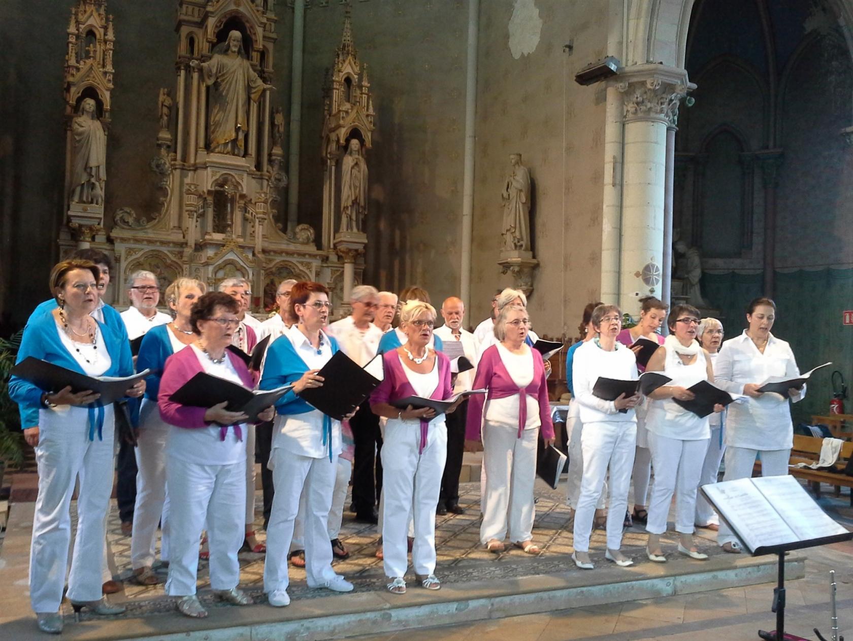 Orchestre d'harmonie et chant choral Châtelais
