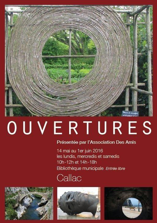 Ouvertures : exposition photos Callac