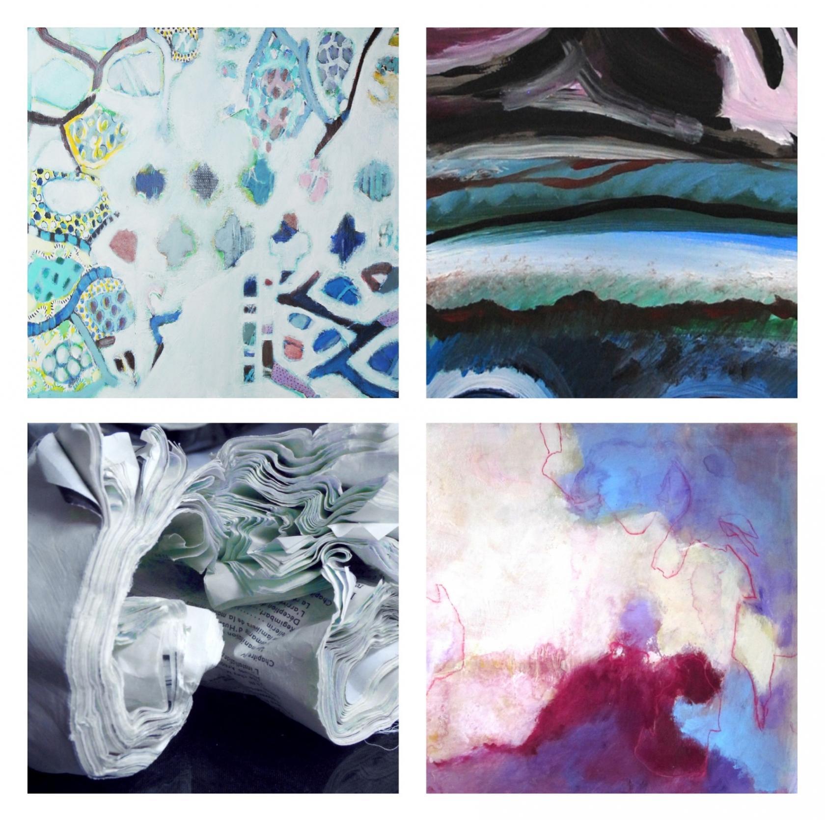 Peintures et livres-objets Angers