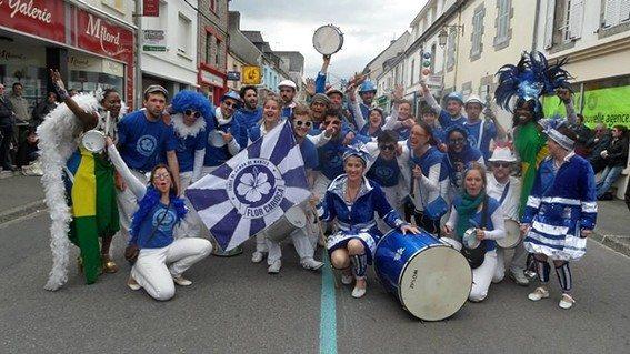 Percussions brésiliennes (Flor Carioca) - fête de la musique Nantes