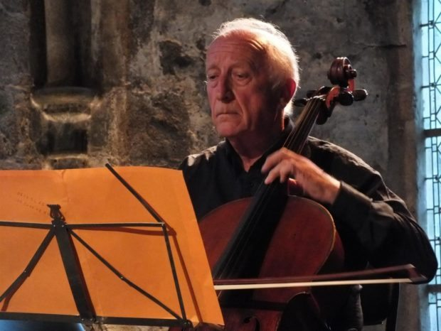 Piano violon et violoncelle pour une soirée LV Beethoven Lanloup