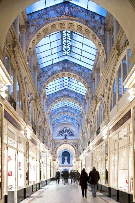 Pommeraye insolite Nantes