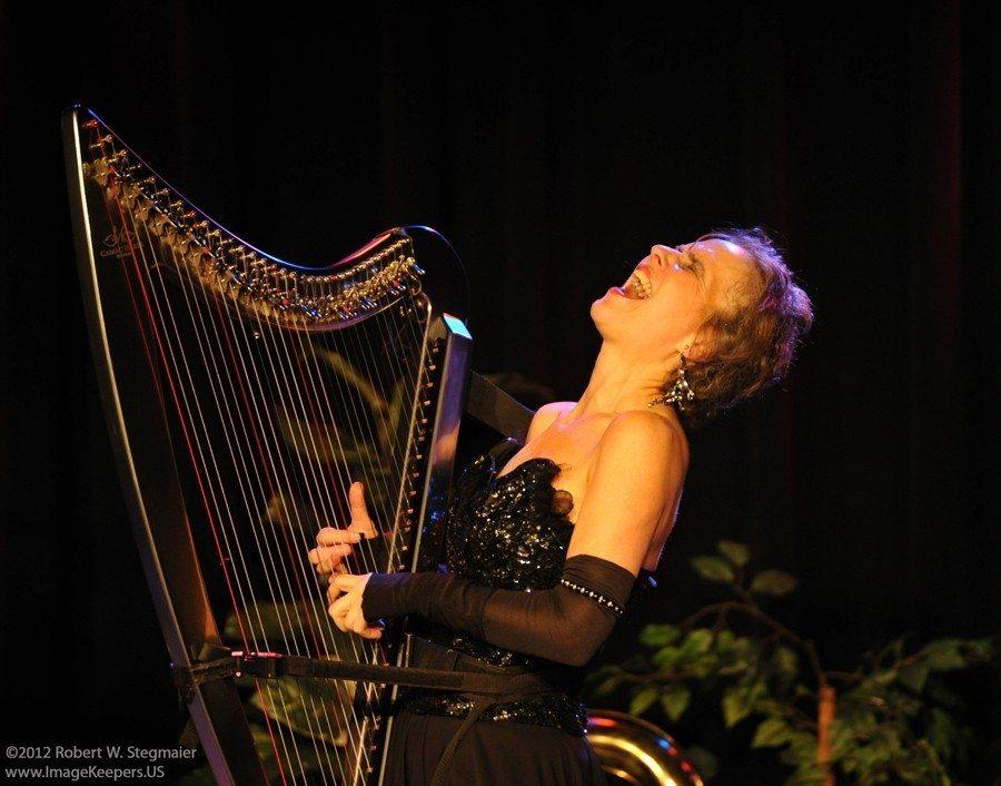 Atelier d'improvisation de Deborah Henson-Conant (Harpes au Max) Ancenis