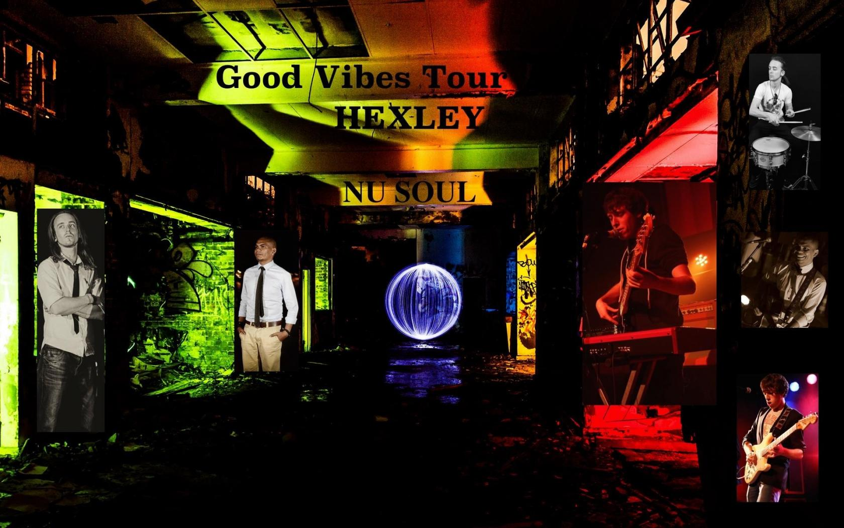 Pop afro avec le groupe Hexley Nu Soul Les Sables-d'Olonne