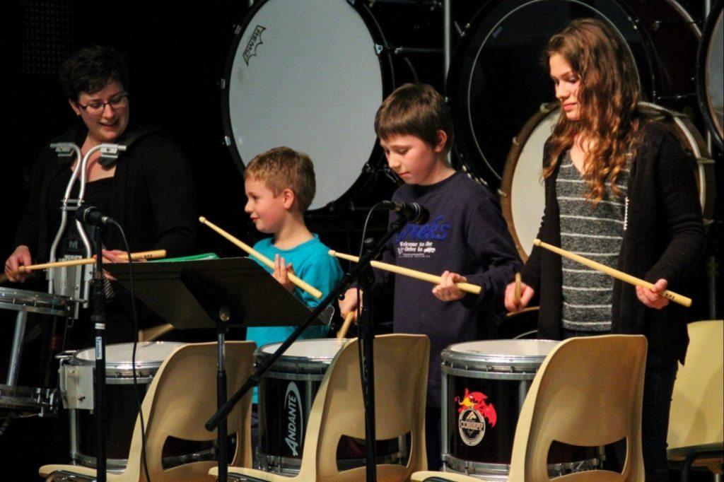Portes ouvertes des écoles de musiques Perros-Guirec