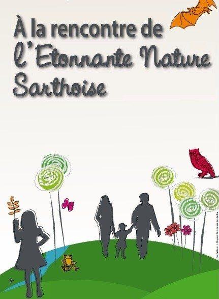 Rallye nature en famille sur l'espace naturel de la Prée d'Amont Vaas