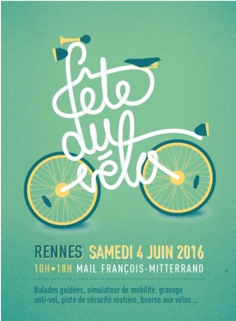 rennes fête du vélo