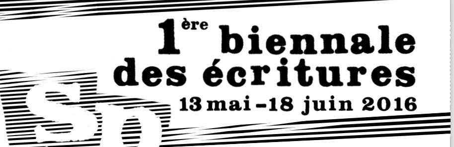 biennale écritures rennes