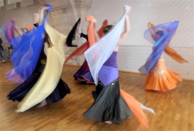 Rêve d'Orient ou la danse orientale dans tous ses états Azoukah Niort