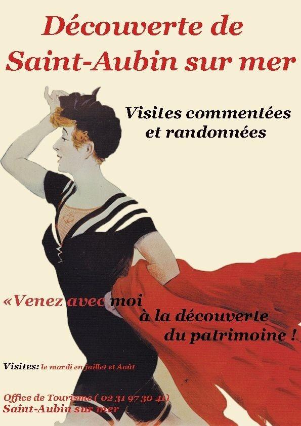 Saint-Aubin et l'histoire des bains de mer Saint-Aubin-sur-Mer
