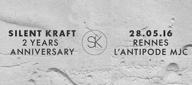 Silent Kraft 2 years anniversary