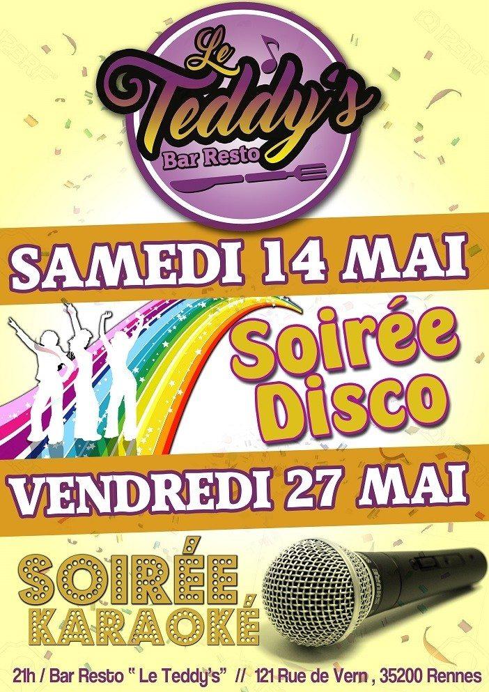 Soirée karaoké Rennes