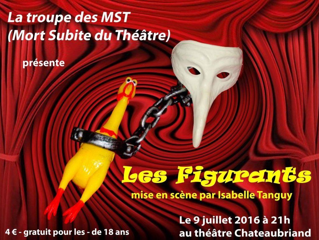 Théâtre les Figurants Saint-Malo