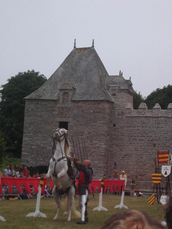 Tournoi de chevalerie Erquy