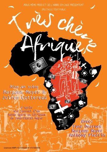 Très chère Afrique Nantes
