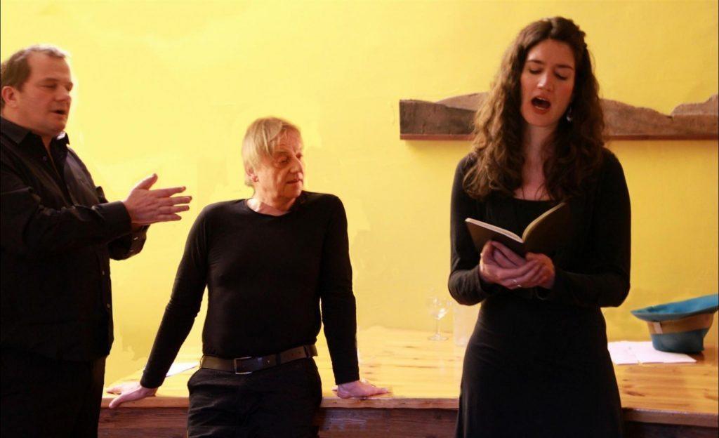 Trois Voix chant et poésie Plougastel-Daoulas