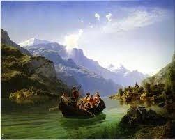 Un violon d'amour de Norvège Guimaëc