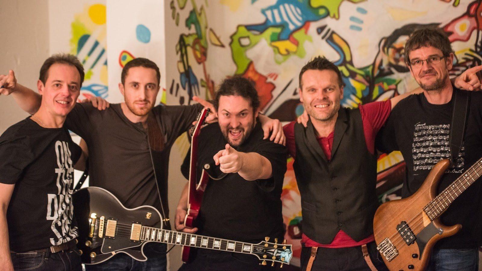 Ypikai, concert de Rock Noyal-Châtillon-sur-Seiche