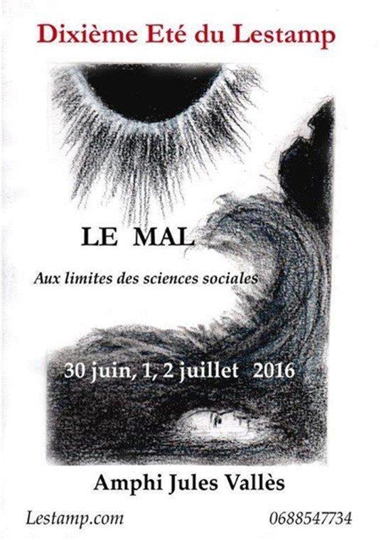 10e été du Lestamp mal aux limites des sciences sociales Nantes