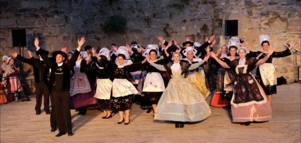 Initiation à la danse bretonne Concarneau
