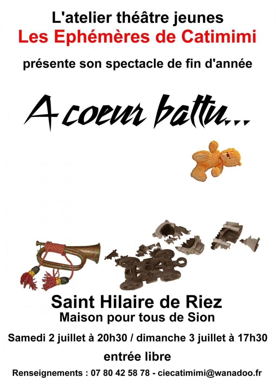 À cœur battu Saint-Hilaire-de-Riez