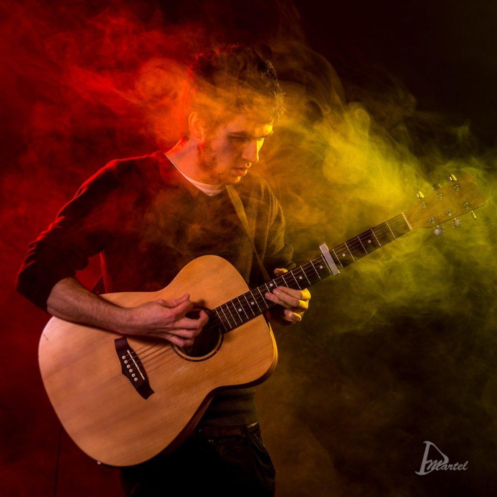 Alex Rec en concert Caen