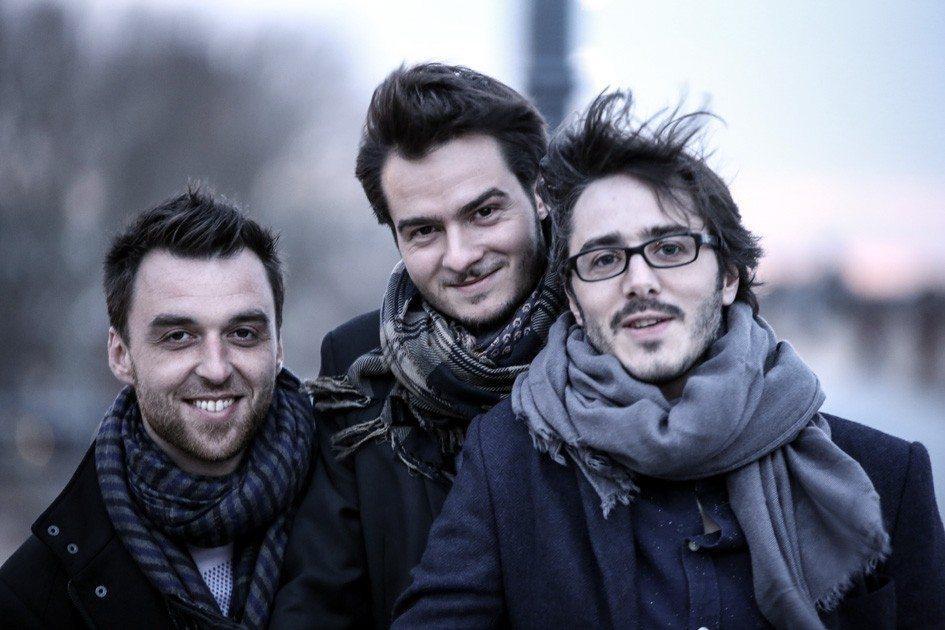 Angelo Debarre Trio + Lorenzo Naccarato Trio Le Mené
