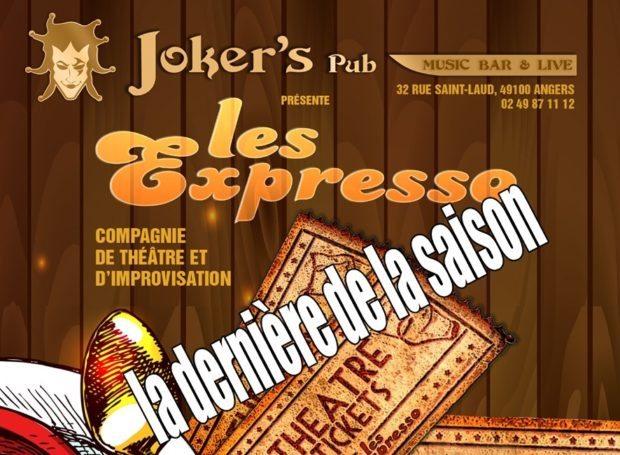 Apéro Impro avec Expresso Angers