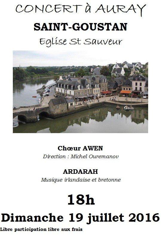 Ardarah musique irlandaise Auray