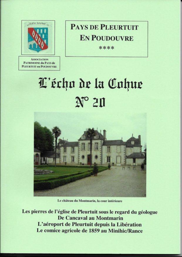 Association du patrimoine du pays Pleurtuit en Poudouvre Pleurtuit