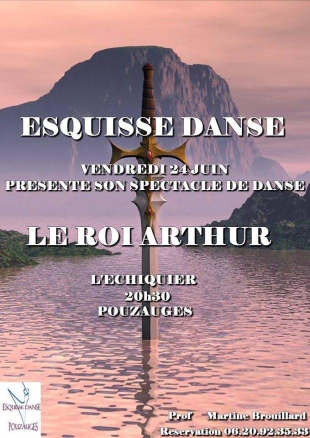 Association Esquisse spectacle danse Pouzauges